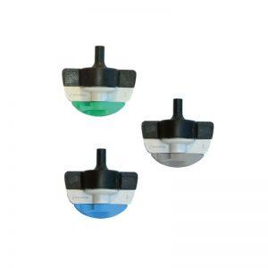 SPINNET (cabezal  FLT + valvula antidrenante + tubin 30CM + estabilizador y conector barb) Netafim