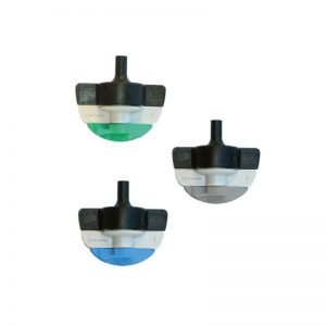 SPINNET(cabezal  LR + valvula antidrenante + tubin 30CM + estabilizador y conector barb) Netafim